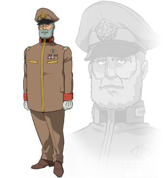 CHARACTER MOBILE SUIT GUNDAM THE ORIGIN